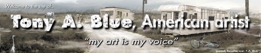 photography fine art by American artist Tony A. Blue